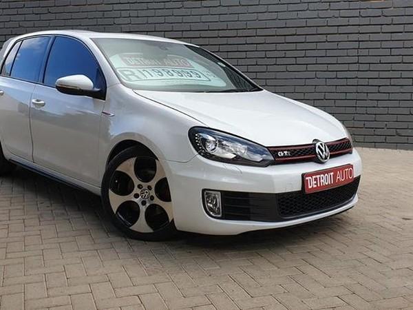 2012 Volkswagen Golf Vi Gti 2.0 Tsi Dsg  Mpumalanga Nelspruit_0