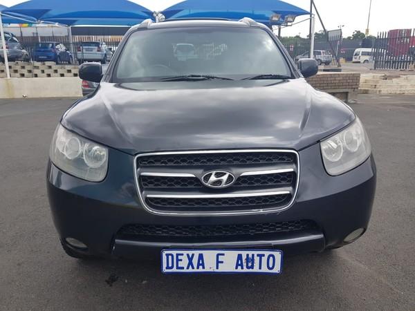 2009 Hyundai Santa Fe 2.2 Crdi  Gauteng Bramley_0