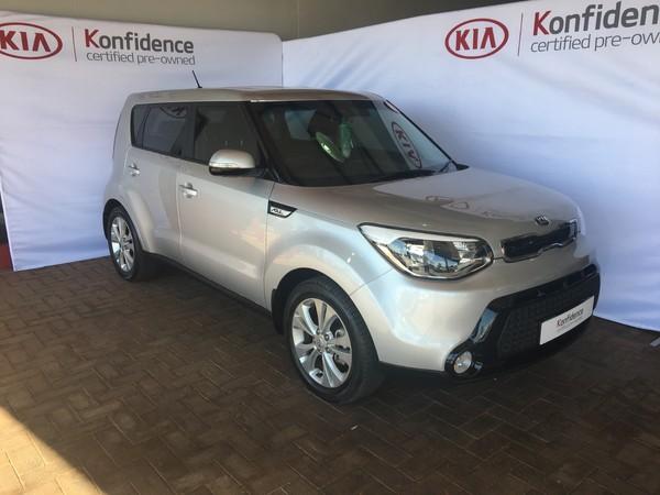 2018 Kia Soul 1.6 Start Gauteng Edenvale_0