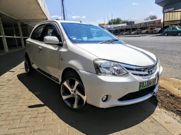 2013 Toyota Etios 1.5 Xs  Gauteng Vereeniging_0