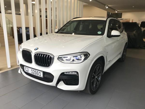 2018 BMW X3 xDRIVE 20d M-Sport G01 Western Cape Paarl_0