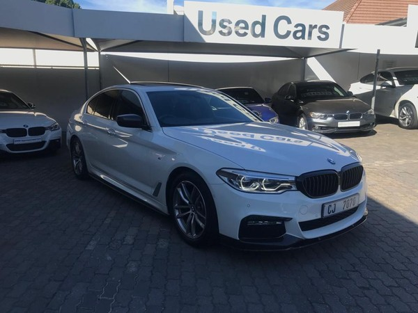 2018 BMW 5 Series 520d M Sport Western Cape Paarl_0