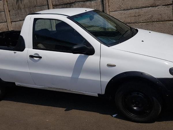 2006 Fiat Strada 1.7 Td El Pu Sc  Gauteng Pretoria_0
