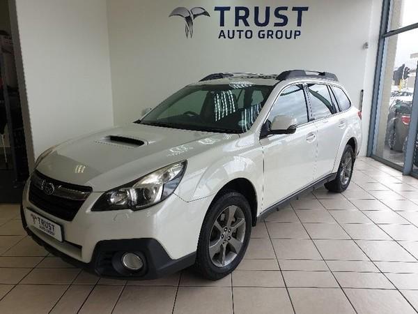 2013 Subaru Outback 2.0D CVT Western Cape Strand_0