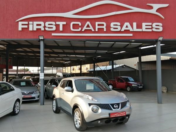 2014 Nissan Juke 1.6 Acenta  CVT Gauteng Johannesburg_0