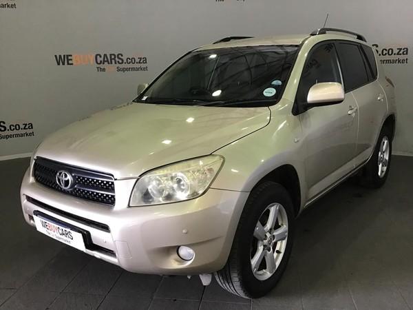 2007 Toyota Rav 4 Rav4 2.0 Vx At  Kwazulu Natal Durban_0