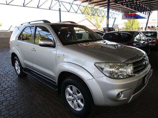 2009 Toyota Fortuner 3.0d-4d Rb At  Gauteng Pretoria_0