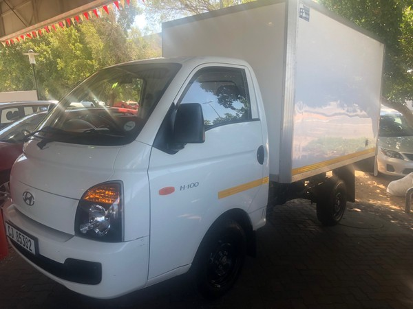 2014 Hyundai H100 Bakkie 2.6d Ac Fc Ds  Western Cape Paarl_0