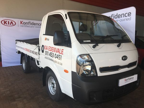2019 Kia K2700 Workhorse Pu Sc  Gauteng Edenvale_0