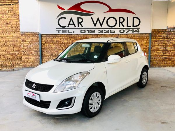 2015 Suzuki Swift 1.2 GL Gauteng Pretoria_0