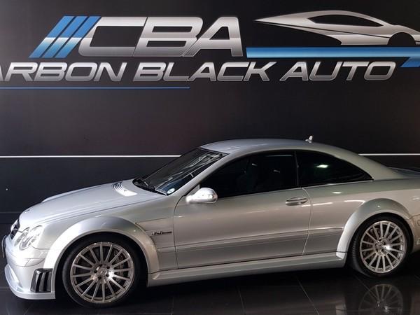 2008 Mercedes-Benz CLK-Class CLK 63 AMG Coupe Black Series Gauteng Sandton_0