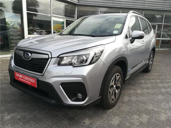 2019 Subaru Forester 2.0i ES CVT Western Cape Cape Town_0