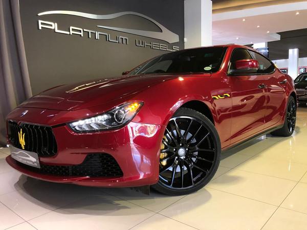 2018 Maserati Ghibli  Gauteng Four Ways_0
