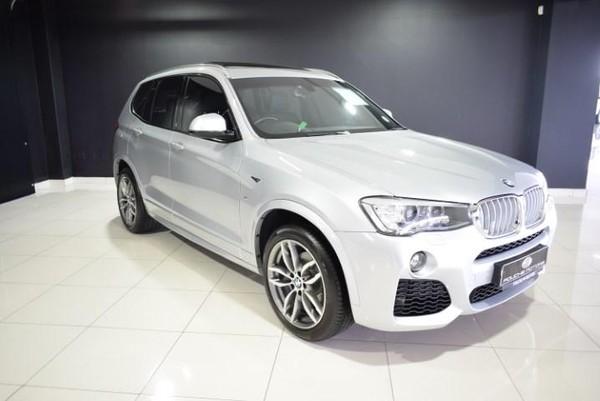 2016 BMW X3 xDRIVE 30d M Sport Auto Gauteng Vanderbijlpark_0