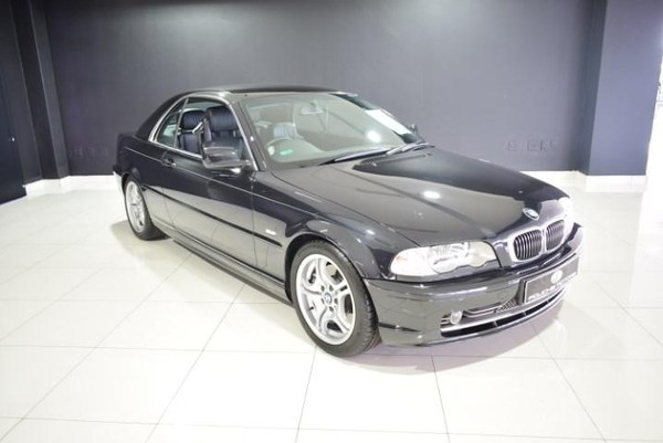 2000 BMW 3 Series 330i Ci Convertible At e46  Gauteng Vanderbijlpark_0