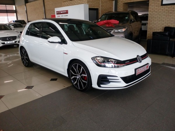 2017 Volkswagen Golf VII GTI 2.0 TSI DSG 7.5 Kwazulu Natal Pietermaritzburg_0