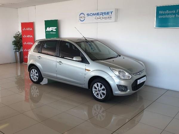2014 Ford Figo 1.4 Ambiente  Western Cape Strand_0