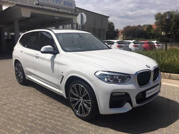 2018 BMW X3 xDRIVE 30d M Sport G01 Gauteng Centurion_0