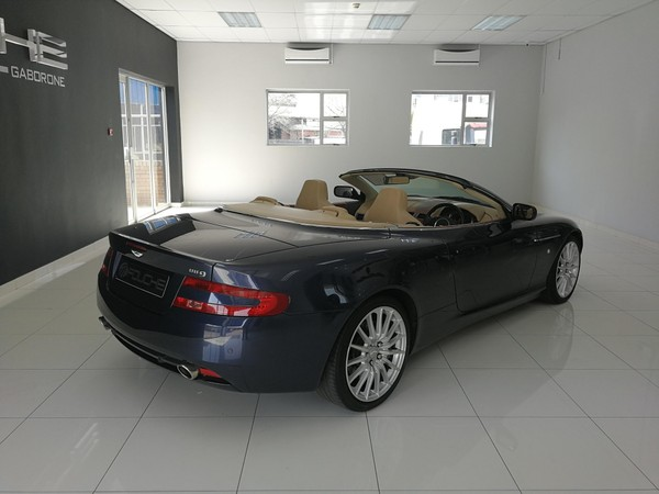 Used Aston Martin DB9 Convertible A/t for sale in Gauteng ...