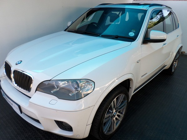 2011 BMW X5 Xdrive30d At  Gauteng Randburg_0