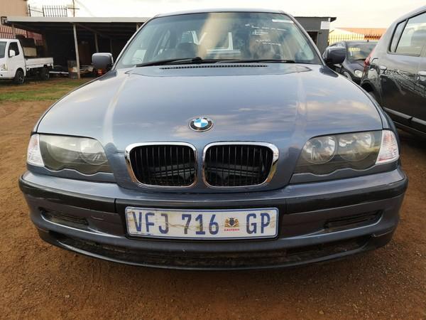 1999 BMW 3 Series 318i e46  Mpumalanga Mpumalanga_0
