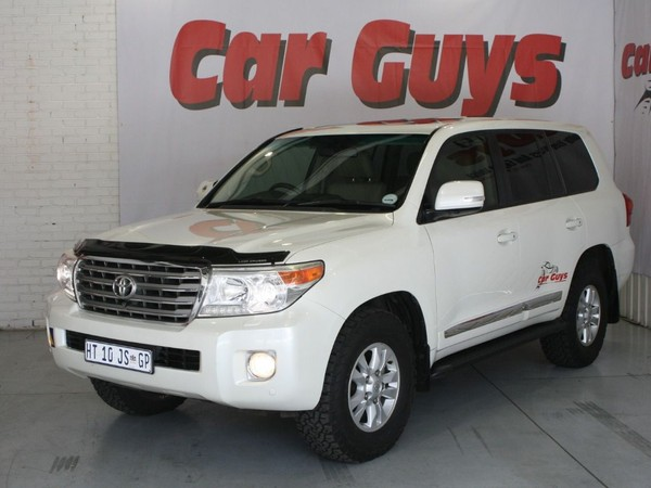 2012 Toyota Land Cruiser 200 V8 Vx At  Gauteng Pretoria_0