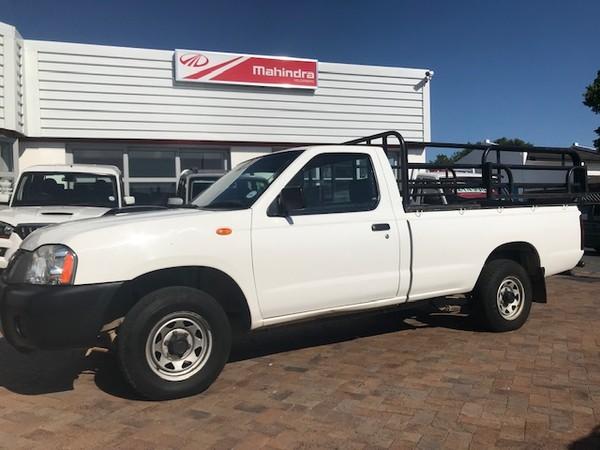 2014 Nissan NP300 Hardbody 2.5 TDI LWB k03k40 Bakkie Single cab Western Cape Western Cape_0