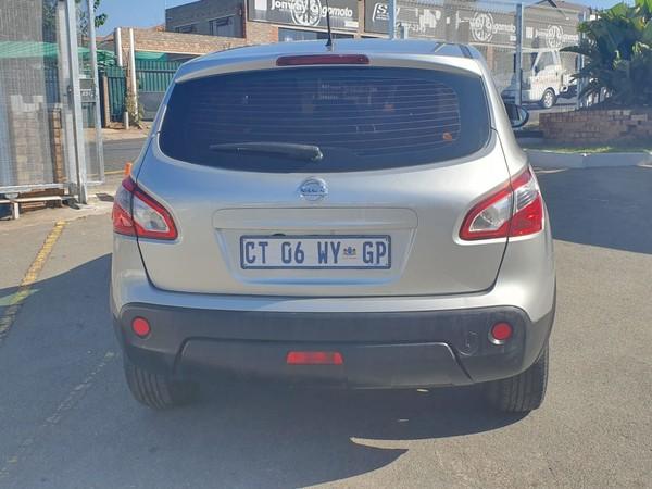 2013 Nissan Qashqai 1.6 Visia  Gauteng Alberton_0