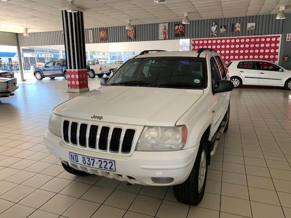 2003 Jeep Cherokee 2.5 Crd Sport  Kwazulu Natal Newcastle_0