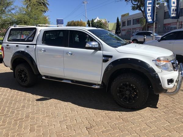 2014 Ford Ranger 3.2tdci Xlt 4x4 At Pu Dc  Gauteng Hatfield_0