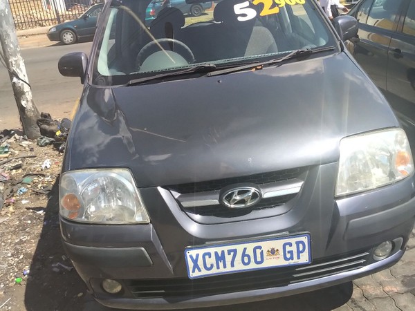 2009 Hyundai Atos 1.1 Gls  Gauteng Pretoria_0