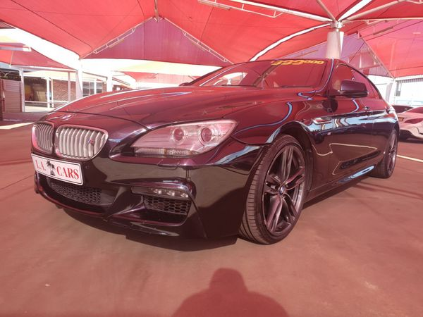 2012 BMW 6 Series 640d Gran Coupe M Sport  Gauteng Meyerton_0
