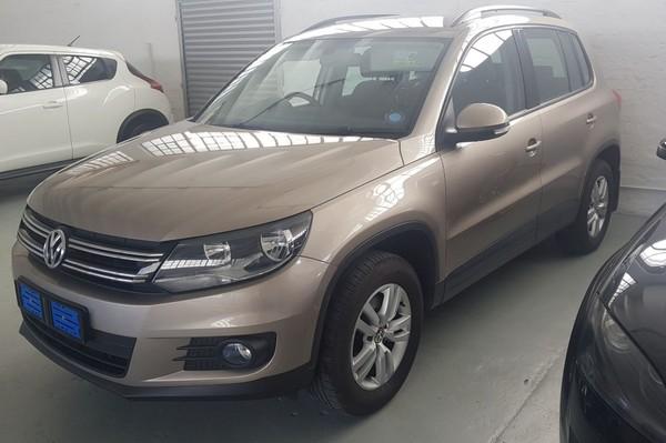 2014 Volkswagen Tiguan 2.0 Tdi Bmot Trend-fun  Western Cape Maitland_0