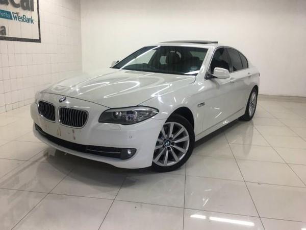 2012 BMW 5 Series 520i At Exclusive f10  Gauteng Pretoria_0