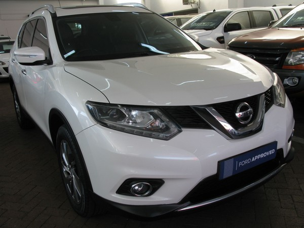 2015 Nissan X-Trail 1.6dCi LE 4X4 T32 Western Cape Goodwood_0