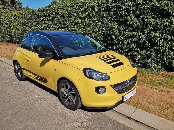 2015 Opel Adam 1.0T JAM 3-Door Western Cape Citrusdal_0