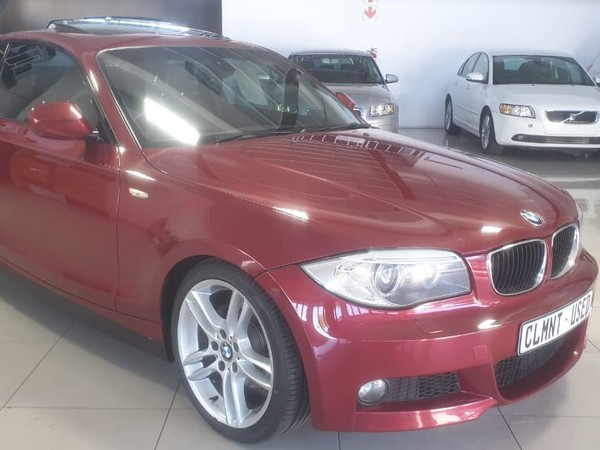 2013 BMW 1 Series 125i M Sport Line 3dr At f21  Western Cape Claremont_0