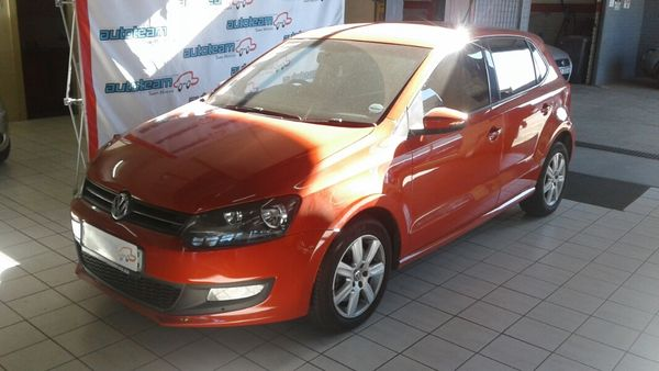2010 Volkswagen Polo 1.6 Tdi Comfortline 5dr  Eastern Cape East London_0