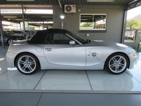 2008 BMW Z4 M Roadster e85  Gauteng Pretoria_0
