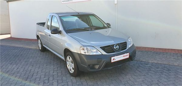 2018 Nissan NP200 1.6 Ac Pu Sc  Western Cape Vredenburg_0