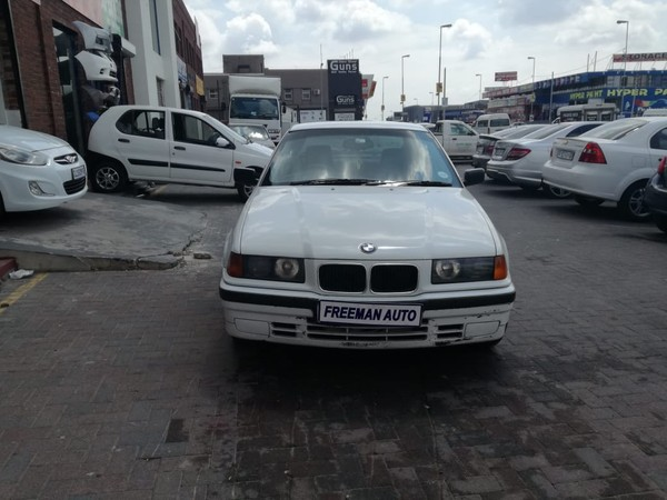 1996 BMW 3 Series 316i Edition e36  Gauteng Bramley_0