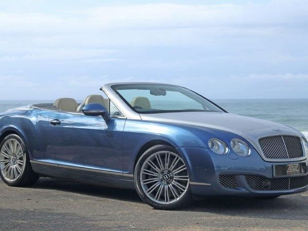 2011 Bentley Continental Gt Convert Speed  Kwazulu Natal Umhlanga Rocks_0