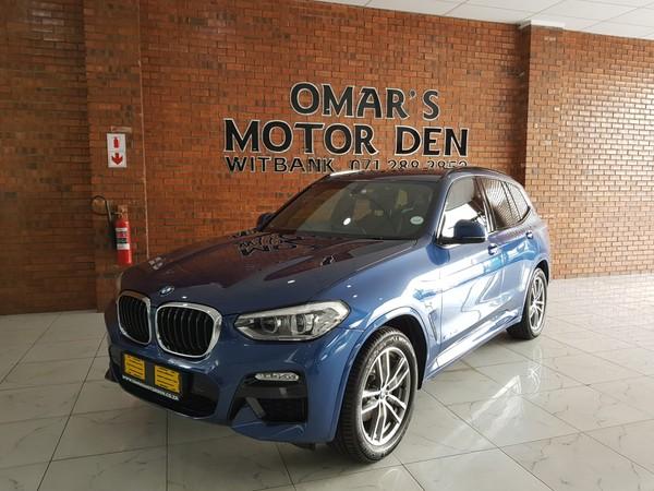 2018 BMW X3 xDRIVE 20d M-Sport G01 Mpumalanga Witbank_0
