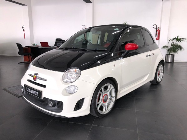 2012 Abarth 500 1.4T Cabriolet Western Cape Strand_0