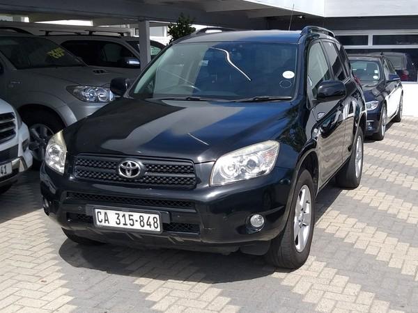 2007 Toyota Rav 4 Rav4 2.0 Vx Auto Western Cape Mowbray_0