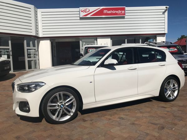 2017 BMW 1 Series 125i M Sport 5DR Auto f20 Western Cape Western Cape_0