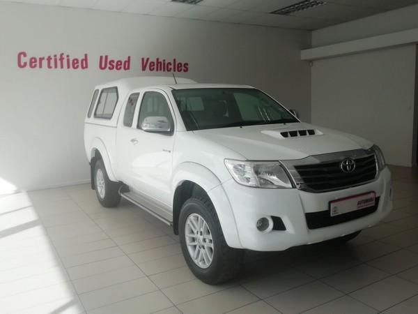 2013 Toyota Hilux 3.0d-4d Raider Xtra Cab Pu Sc  Western Cape Ceres_0