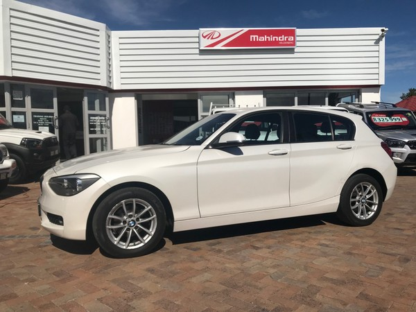 2015 BMW 1 Series 116i 5dr At f20  Western Cape Western Cape_0