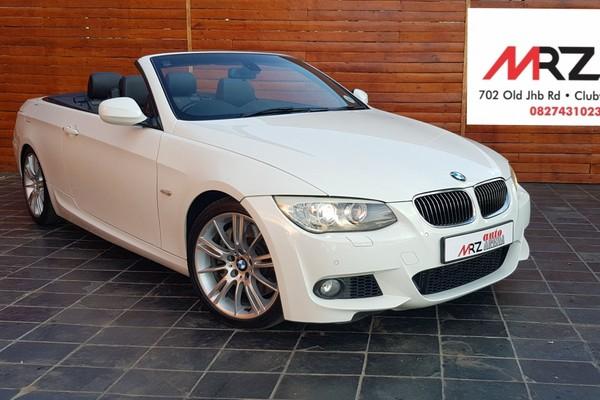 2012 BMW 3 Series 335i Convert M Sport dct auto e93  Gauteng Centurion_0