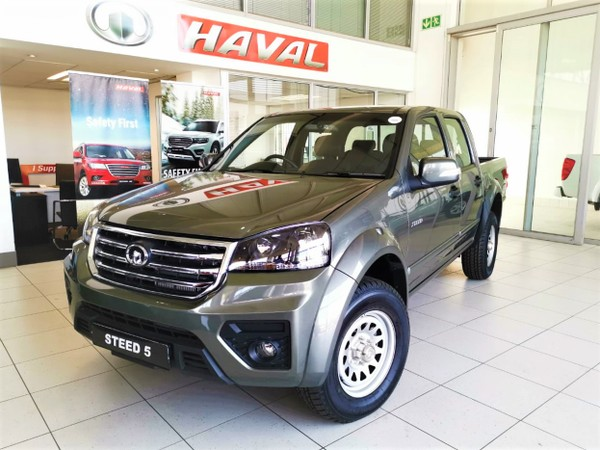 2019 GWM Steed 5 2.0 VGT SX 4X4 Single Cab Bakkie Gauteng Four Ways_0